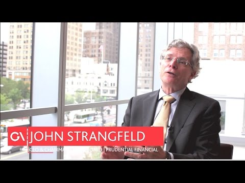 Interview with John Strangfeld, Chairman and CEO, Prudential Financial Inc.
