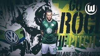 Trikot 2018/19   Wolfsburger Kraftstoff   VfL Wolfsburg