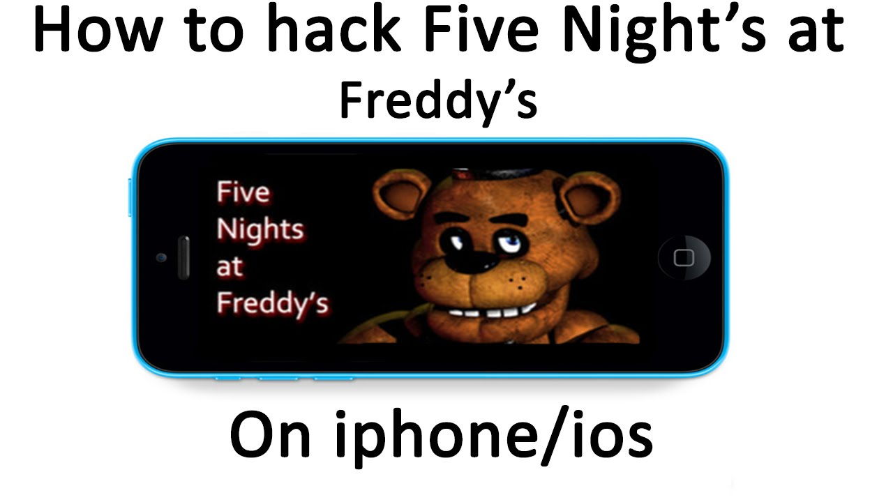 How to Hack Five Night's at Freddy's iphone/ios (editing game files)