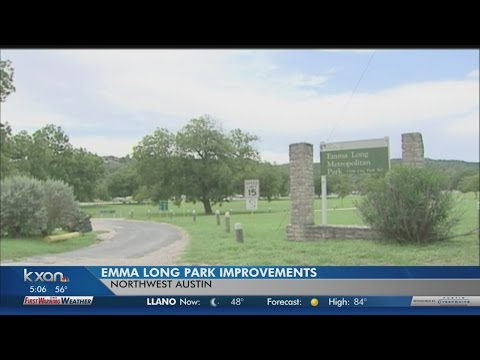 Your input can impact Emma Long Metropolitan Park in Northwest Austin