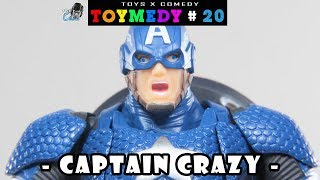 Toymedy Ep.20 | Toy Sketch Compilation | Captain Crazy