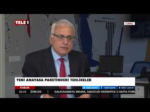Forum - Ayşenur Arslan (29 Mart 2017) | Tele1 TV