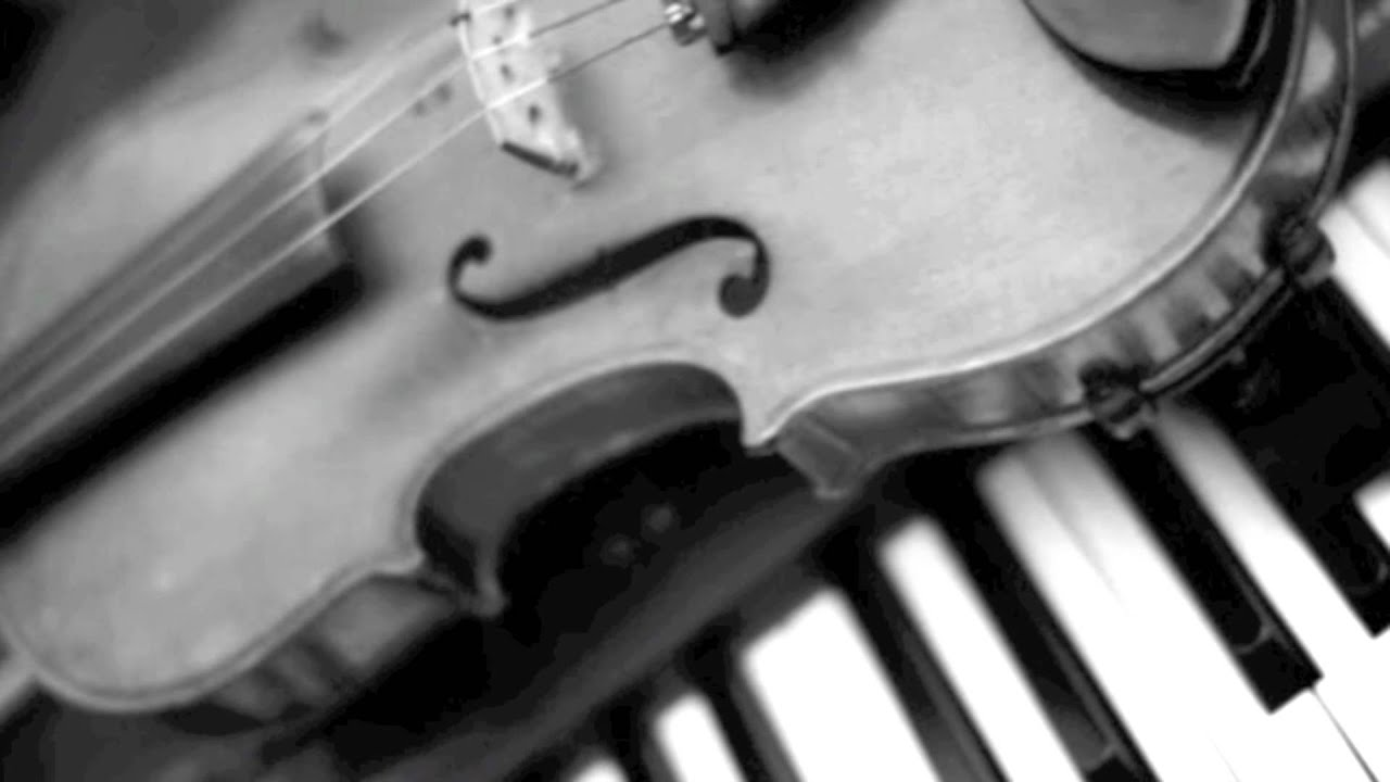 Even though I don'-t play the violin, That and the piano are (at ...
