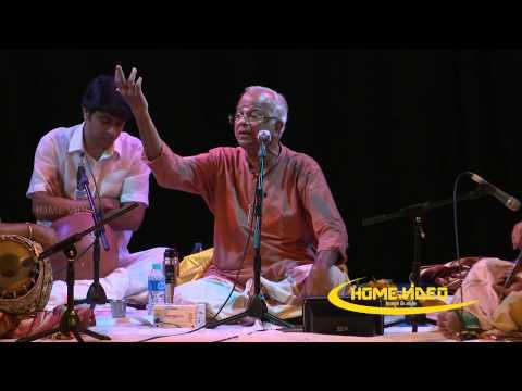 T V Sankaranarayanan, Vocal Concert, UK