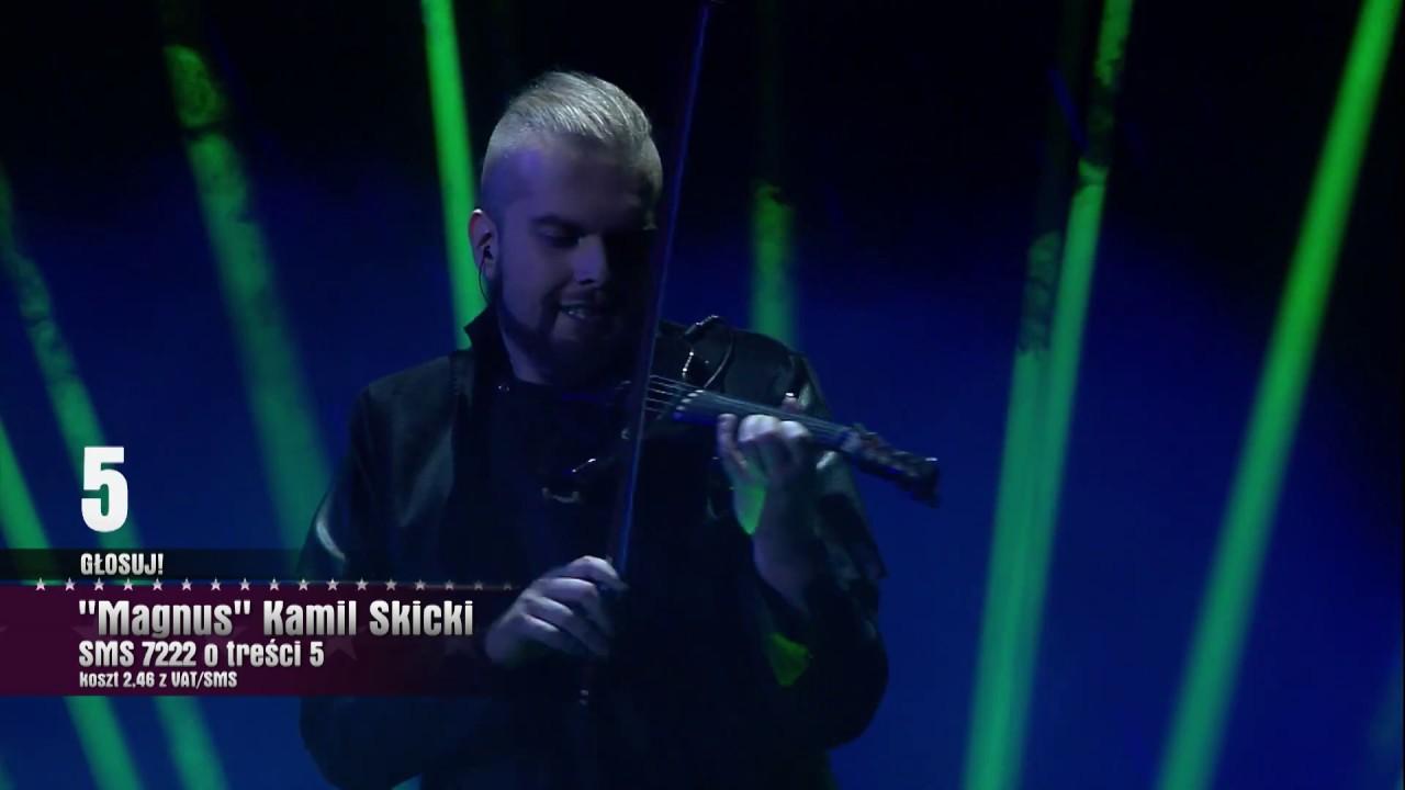 To był fascynujący pokaz muzyczny [Mam Talent!]