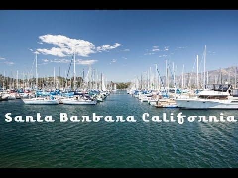 Santa Barbara Harbor - Santa Barbara California