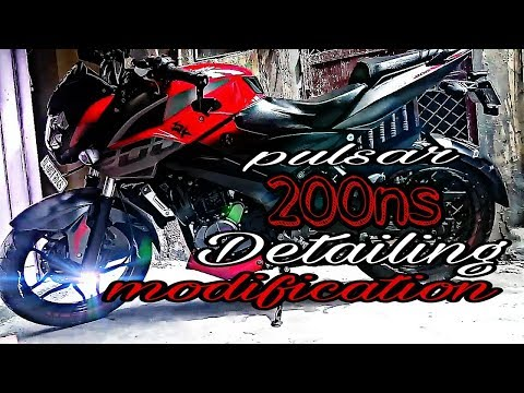 bajaj-pulsar-200ns-2017-model-detailing-modification,-stickers-type-modification