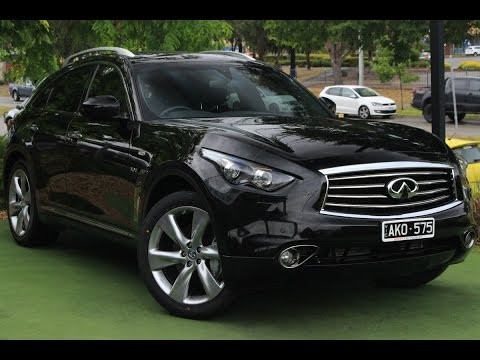B6174 2014 Infiniti Qx70 S Premium Auto 4x4 Walkaround Video Youtube