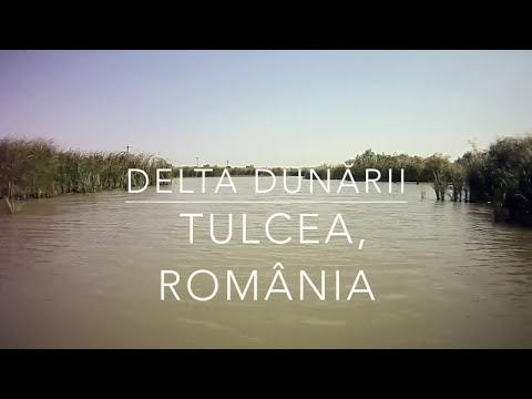 Danube Delta, Dunavăţu de Jos to Perişor beach