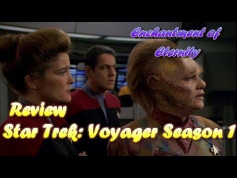 Star Trek Voyager Season 1