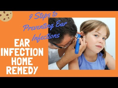 9 Steps to Preventing || Ear Infections || Ear Infection Home Remedy || BZ Cures Tips