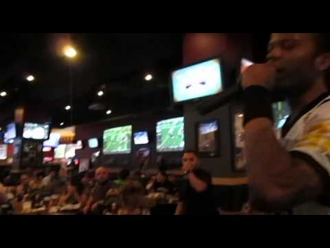 Buffalo Wild Wings   Hollywood   Los Angeles Orlando Jose Birthday Shout Out,10,12,2014