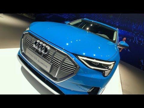 Meet the Audi E-tron!