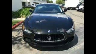 Medium Wincos IR all around at Dp Tint | Maserati | DP Tint
