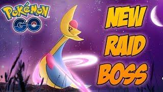 CRESSELIA - The New RAID BOSS in Pokemon GO