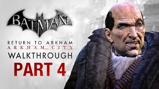 Batman: Return to Arkham City Walkthrough - Part 4 - The Museum