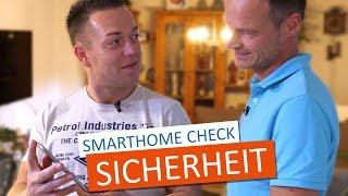 Ein sicheres Zuhause mit SmartHome – Lech-Reporter SmartHome Check