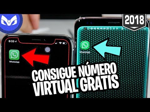 COMO USAR WHATSAPP SIN NUMERO DE TELEFONO GRATIS 2018