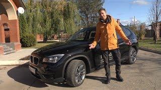 BMW X1 Тест-драйв. Игорь Бурцев(Тест-драйв БМВ Х1 с подробным обзором салона, особенностей эргономики, тесноты на втором ряду, фишках и мтра..., 2013-11-11T19:06:26.000Z)