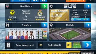 playing dream league soccer 2018 with help me help you mp3 music backround!!!!!