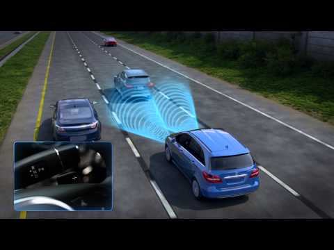 Mercedes-Benz Technology — B-Class Electric Drive Recuperation