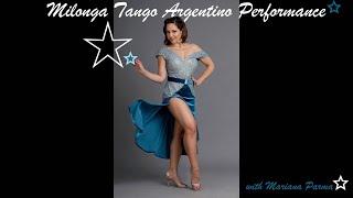 Milonga Tango Argentino NYC