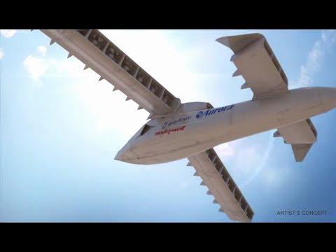 Aurora Flight Sciences, Rolls-Royce and Honeywell, DARPA  LightingStrike VTOL X-Plane