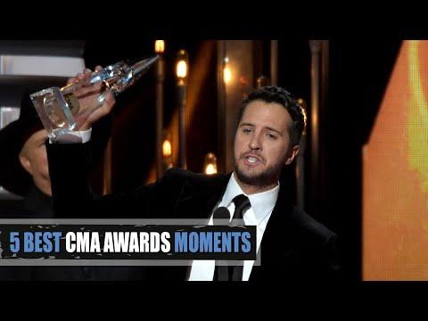 Luke Bryan at the CMA Awards - Top 5 Moments Mp3