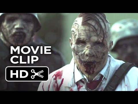 Fantastic Fest (2014) - Dead Snow 2: Red vs. Dead Movie CLIP - Stand Off - Nazi Zombie Sequel HD