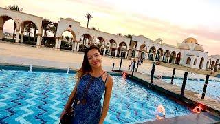 ЕГИПЕТ 2021 Элитный район Сахл Хашиш Что посмотреть Праздничный ужин в Otium Pyramiza Beach