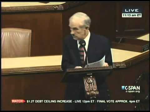 2012 NDAA Speech -  USA Passes Law that allows Americans to be taken to concentration camps