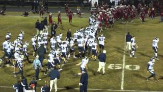 "Greenwood Bulldog Football 2011 ""Shock and Awe in the Ouchitas"""