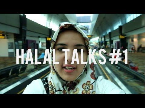 HALAL TALKS #1 - Halal Airport: Mushola di Changi Airport & Suvarnabhumi International Airport