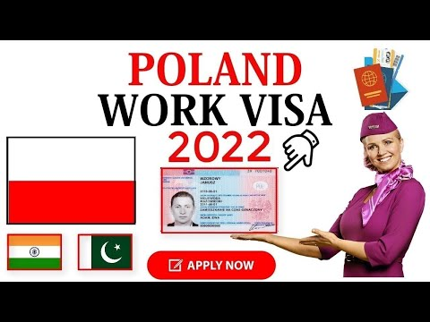 Poland Work Visa 2019 - Full Visa Requirement In Urdu/Hindi