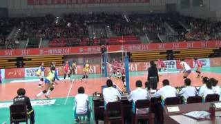 [2013.11.30] Guangdong Evergrande vs Henan Set 2