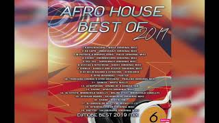 Afro House Music Mix New Best of The Year 2019 -DjMobe