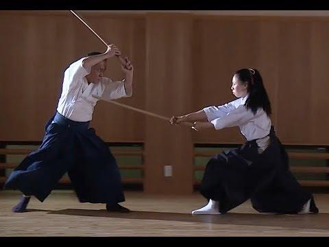 剣術:関戸光賀【理に叶った美し...