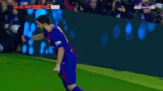 13493cbd580be Primeiro jogo de Coutinho com a camisa do Barcelona ...