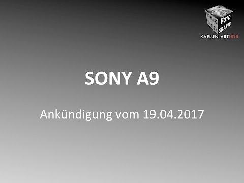 Sony A9 Kurzvorstellung und Vergleich mit A7r2