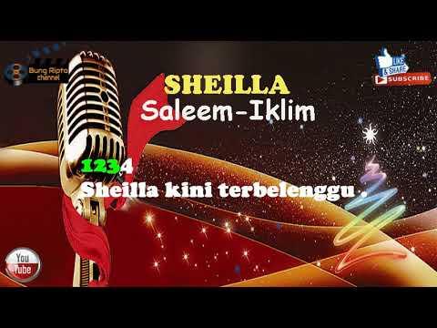 sheilla---saleem-iklim-pop-karaoke-malaysia-populer