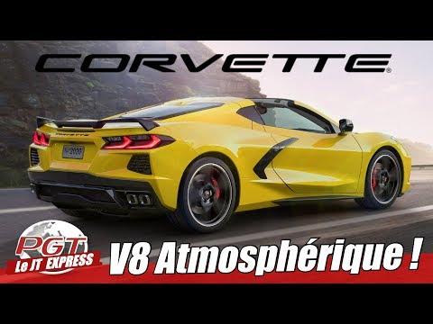 Corvette C8 2020 : Pourquoi il faut l'Aimer ?! (Pour le moment)