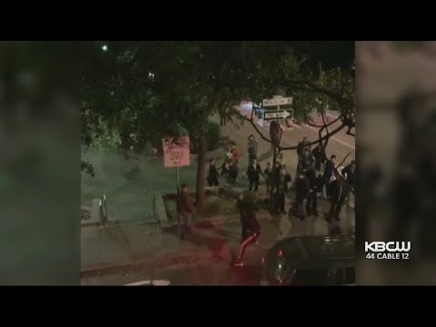Violent Attempted Robbery, Assault In SF's Chinatown Caught On Camera
