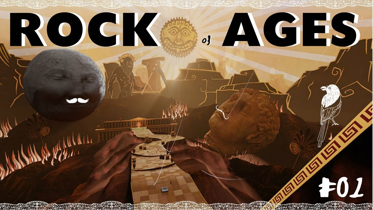 Rock Of Ages Spiel