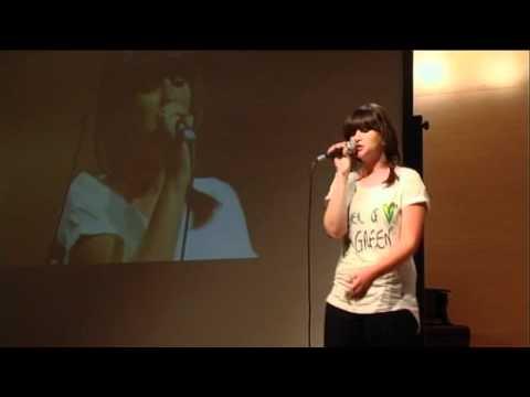 Musica è 2011 – Serena Carignola – Halleluja.avi