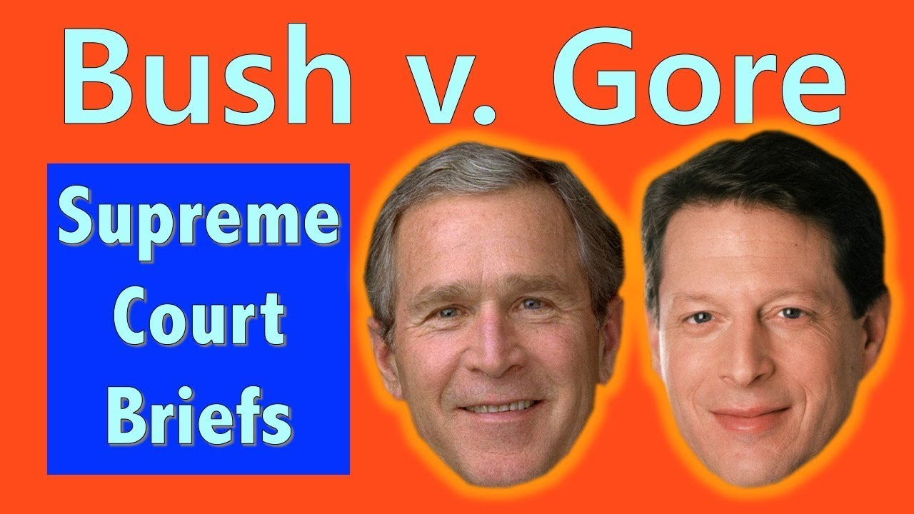 How the Supreme Court Decided the 2000 Election | Bush v. Gore - YouTube