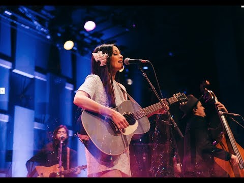 "Kacey Musgraves - ""Slow Burn"" (Recorded Live for World Cafe)"