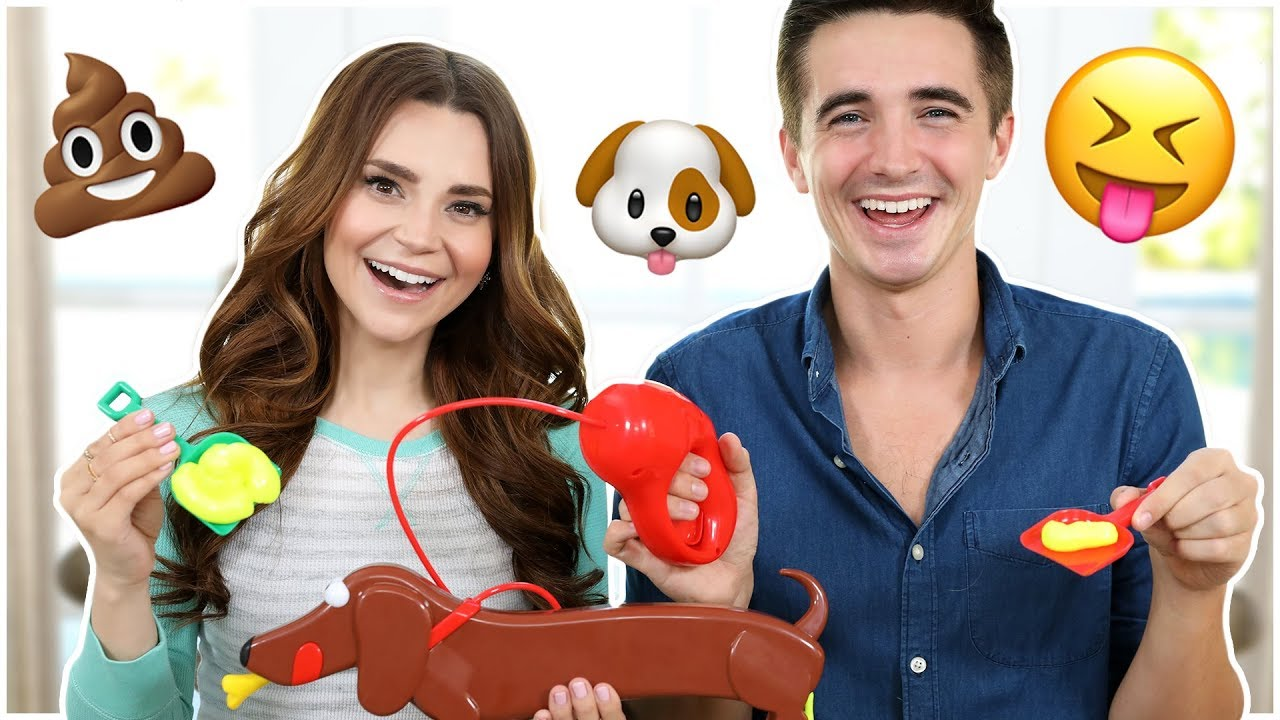 Download TRYING THE DOGGIE DOO GAME /w Donal Skehan!