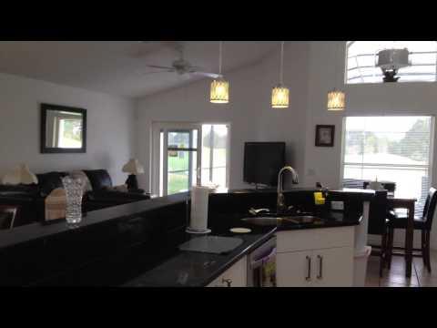Florida villa rental front line golf Southern Dunes sleeps 8