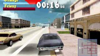 Driver 1 Playthrough Miami, Part 1