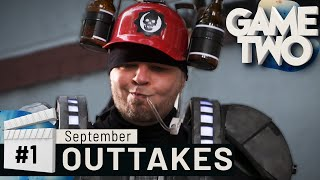 Pleiten, Pech & Pannen: Best of Outtakes September